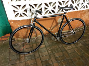 Jack and Jones fix gear bycicle