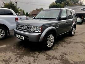 2013 Land Rover Discovery Commercial faclift command shift black pack upgrad...