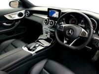 2018 Mercedes-Benz C-CLASS C 220 d Nightfall Edition Cabriolet Auto Cabriolet/Ro