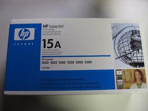 Cartouche toner HP Laser Jet 15A