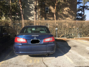 2009 Mitsubishi Galant $1900 has to go this weekend