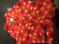 Man Utd Cosy Winter PJ's - New