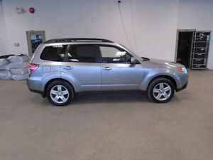 2009 SUBARU FORESTER 2.5 XT LTD! AWD! LEATHER! ONLY $9,900!!!!