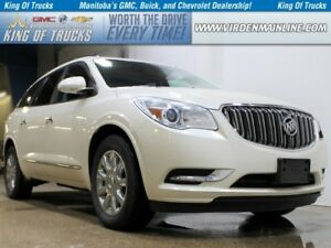 2014 Buick Enclave Leather | AWD | 7 Passenger | Sunroof | Park