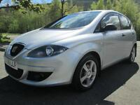 06/06 SEAT ALTEA 1.9 TDI REFERENCE SPORT 5DR HATCH IN MET SILVER