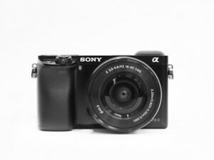 Brand New Sony Alpha a6000 24.3MP Interchangeable Lens Camera