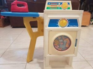 Fisher Price Laundry Centre