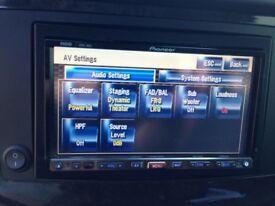 PIONEER AVIC HD3......DVD,SAT NAV,HARDRIVE