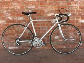 VINTAGE PEUGEOT ROAD RACING BIKE IDEAL STUDENT COMMUTER BICYCLE FRENCH RETRO RACER