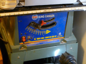 New Price King Canada Table Saw