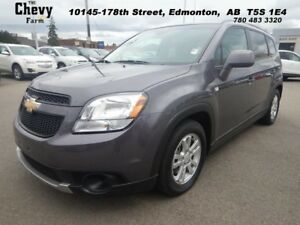 2012 Chevrolet Orlando 1LT  REMINDER PKG | AIR CONDITIONING
