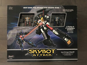 2 Rechargable Wireless Flying Laser-tag Skybots
