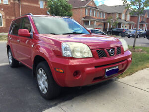 2007 NISSAN X-TRAIL SUV FOR SALE - BEAUTIFUL AND CLEAN!