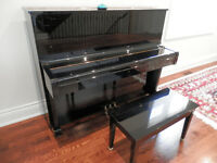 YAMAHA UPRIGHT PIANO U1 48'' MADE IN JAPAN