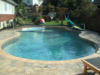 STAYCATION!!!..Put in a Pool!!..Now Booking for Next Year!!