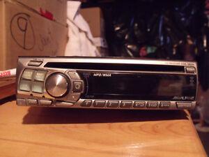 RADIO ALPINE LAZER CDA-9826