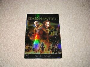 SEASONS OF THE WITCH/DRIVE ANGRY DVDS SET FOR SALE!
