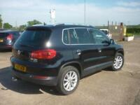 2011 VOLKSWAGEN TIGUAN 2.0 TDi BlueMotion Tech SE 5dr