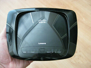 Linksys WAG320N Dual-Band Wireless-N ADSL2+ Modem Gigabit Router