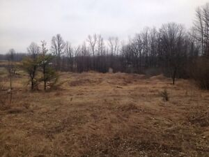 1.5 acre building lot