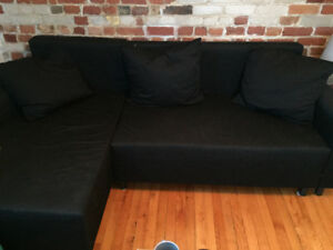 Lugnvik couch (pillows included)