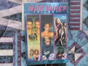 WILD THINGS TRILOGY DVD NEW