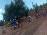 Bike the Atlas Mountains of Morocco with a Team!