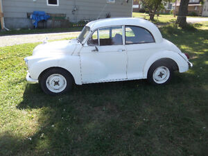 for sale 1950 morris minor 2 door