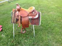 King Series saddle for sale!
