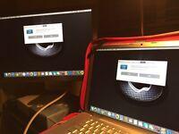 Apple MacBook Pro and Cinema Display