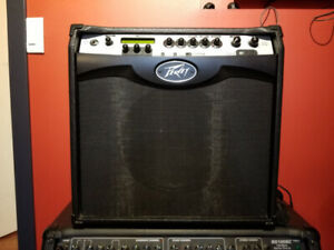 Peavey Vypyr VIP 3 100 Watt Guitar Amp with foot controller