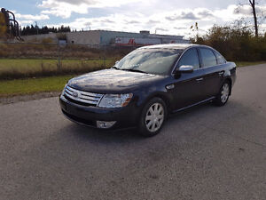 2008 Ford Taurus Limited SAFETY/E-TEST/WARRANTY NO ACCIDENTS London Ontario image 2