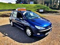 2006 Peugeot 206 SW 1.4HDi 70 ( a/c ) S #FinanceAvailable #Driveawaytoday