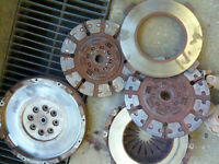 automatic or standart transmission replace, clutch replace