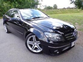 2009 Mercedes Benz Clc CLC 180K Sport 3dr Auto Heated Seats! Bluetooth! 3 do...