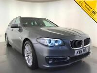 2014 BMW 520D LUXURY AUTOMATIC DIESEL ESTATE 1 OWNER SERVICE HISTORY