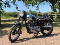 Triumph Trophy TR6 Very Rare First Year Example. Classic British Motorcycle