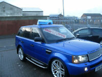 Land Rover Range Rover Sport 3.6TD V8 auto 2007MY HSE