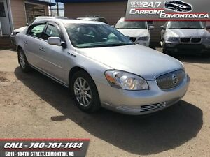 2009 Buick Lucerne CXL FULLY LOADED INC LEATHER...REMOTE START $