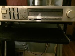 JVC  R-K11 stereo receiver.