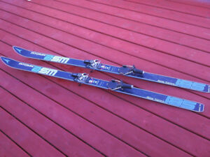 Atomic Skis ASM Supreme 185 cm Austria Bindings Look DIN 6 - 10