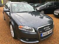 Audi A4 Avant 2.0T FSI Special Edition quattro S Line Full Service 14 stamps