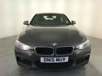 2015 BMW 320D M SPORT AUTOMATIC DIESEL 1 OWNER SERVICE HISTORY FINANCE PX