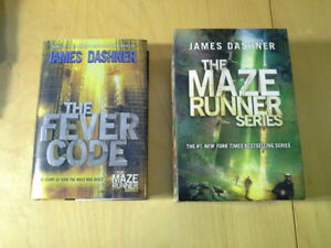 Maze Runner Book Collection for Sale