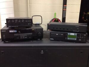 Stereo Equipment