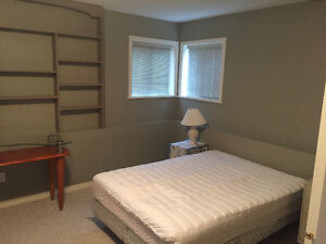 Large room and Partial House share