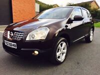 SEPTEMBER 2009 NISSAN QASHQAI ACENTA 1.5 DCI PURE DRIVE FULL SERVICE HISTORY OWNER OWNER