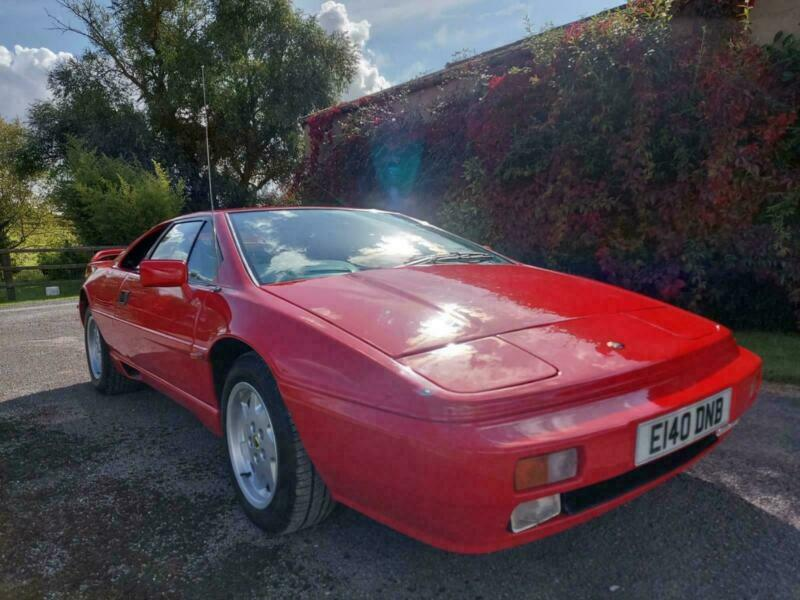 LOTUS ESPRIT TURBO *23K MILES FROM NEW * Exceptional Example **