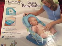 Baby Bath Support