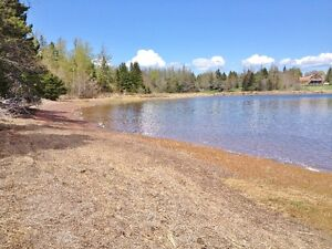 Waterfront - 34 Acres  Potential Camp ground or cottage dev